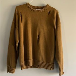 UO Destroyed Sweater